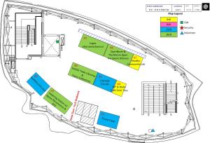 Maker Faire Booth Assignments - L3 Main v5