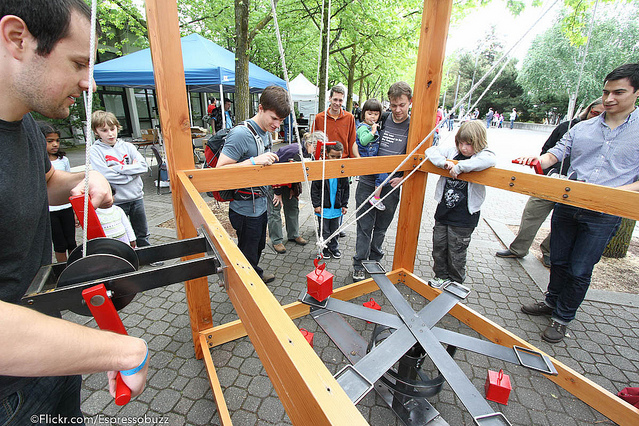 All photo rights reserved by EspressoBuzz. Click for more pics of Seattle Mini Maker Faire!
